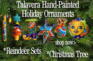 1063-Talavera-Holiday-Items