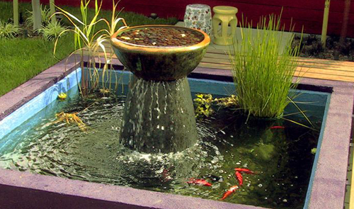 1087-Water-Feature-Using-Two-Pots