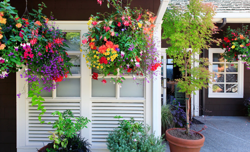 3943-Hanging-Flower-Pots