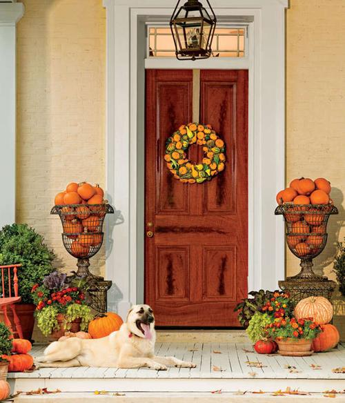 Front Door Pottery: Front Door Containers