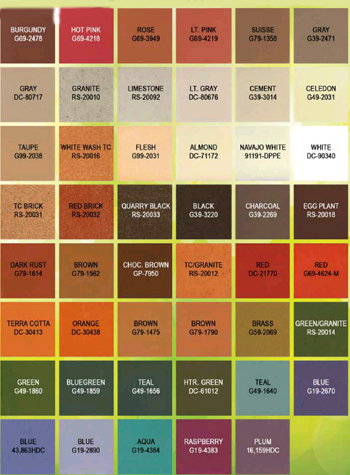 165-Poly-Resin-Color-Chart