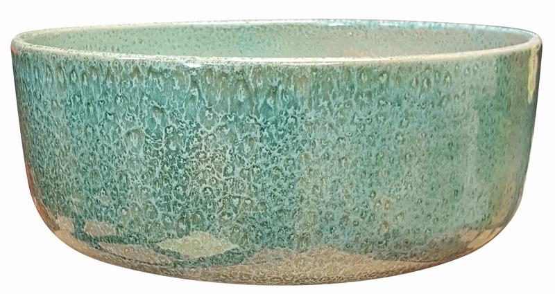 Fine Color Garden Bowl 62 Aqua Green Interior Design Ideas Apansoteloinfo