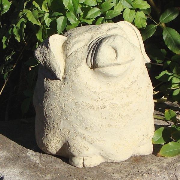 Animal Statues Concrete Fat Barn Pig Garden Statue