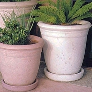 Concrete Urn Pot