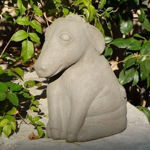 Animal Statues Concrete Fat Barn Jack Garden Statue