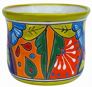 Talavera Flair Tulipan Lime Rim