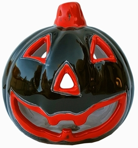 Talavera Pumpkin 6 Black/Red