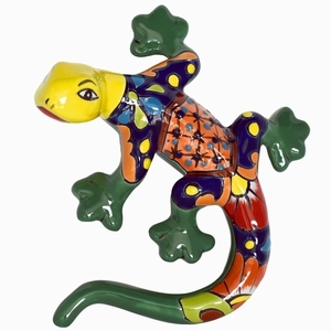 Talavera Gecko Yellow