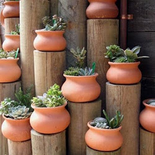 Washpot Garden Pottery