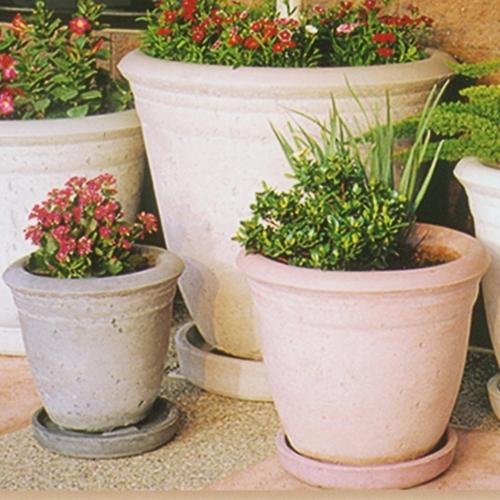 Extra Large Lightweight Decorative Planters