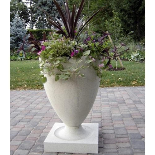 Frank Lloyd Wright Sandstone Garden Planters Made In