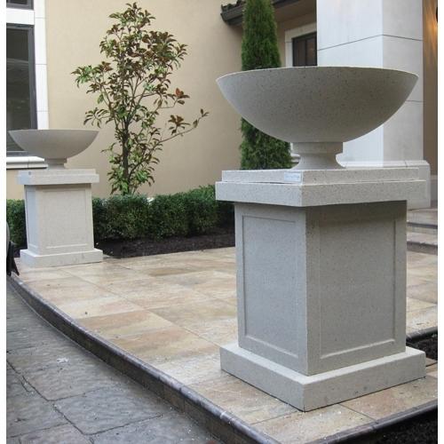 Frank Lloyd Wright Planters In Allen House Design